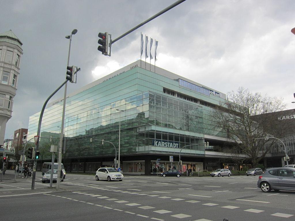 Karstadt Hamburg Schließung